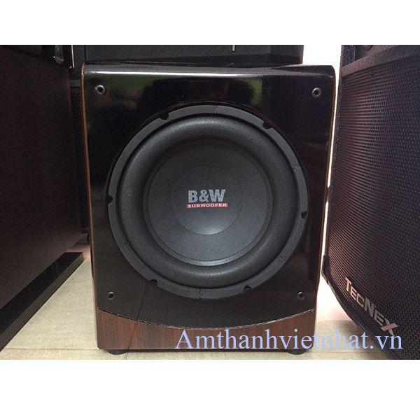 LOA SUB B&W SW 604
