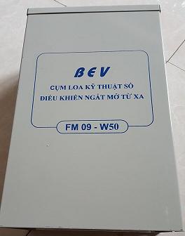 Hộp thu kỹ thuật số BEV - FM 09-W50