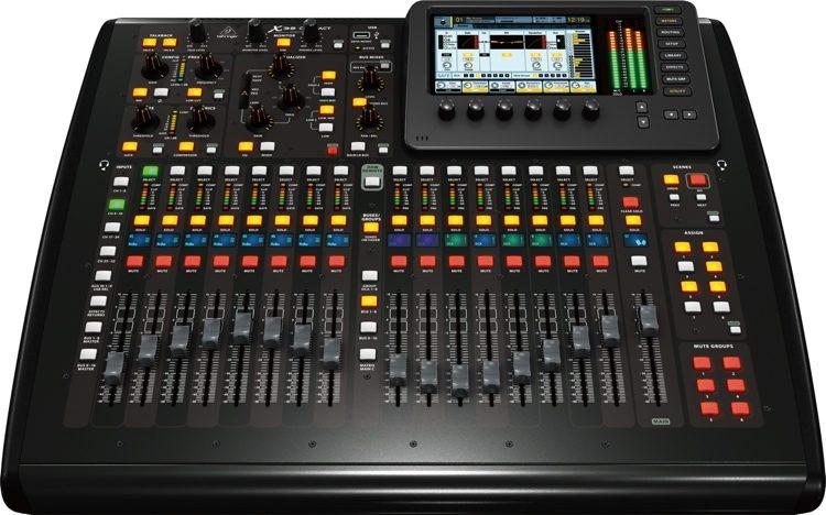 Bàn mixer  kỹ thuật số cao cấp BEHRINGER