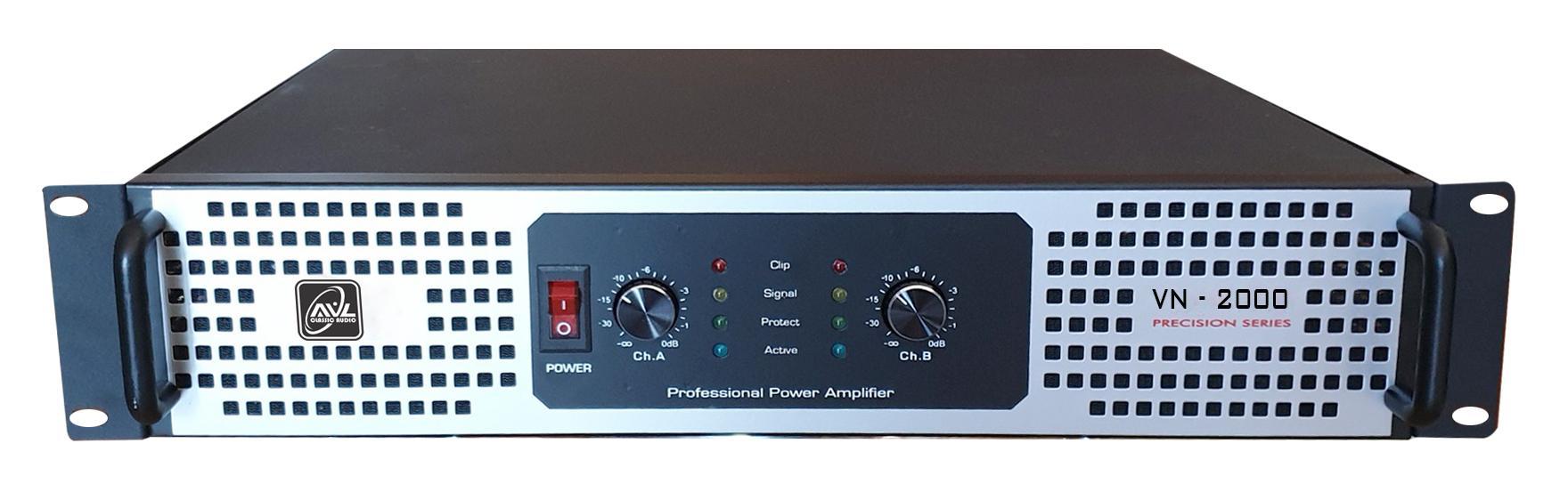 Bộ khuếch đại liền công suất AVL VN2000