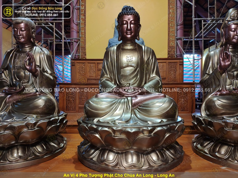 nhận biết hình tượng Phật
