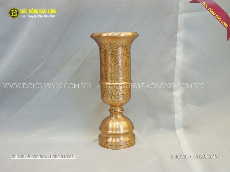ống hương bằng đồng