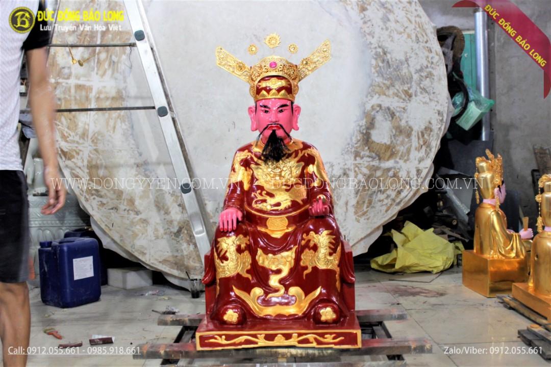 tượng đức thánh trần mẫu đẹp