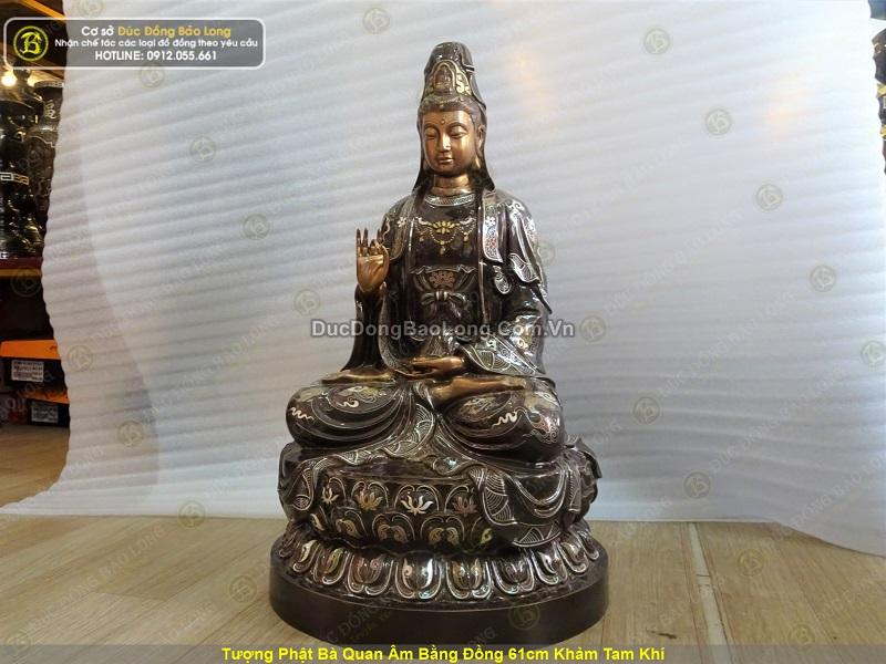 thờ Phật bà quan âm đúng cách
