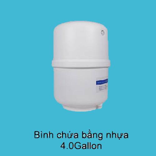 Bình Áp nhựa 4 Gallon
