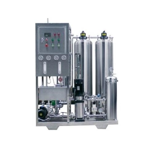 Dây chuyền lọc nước tinh khiết ro 500 L/H