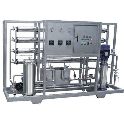Dây chuyền lọc nước tinh khiết ro 2000 L/H