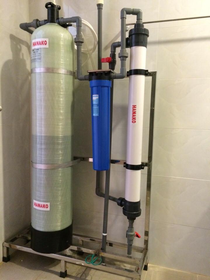 Xử lý nước sinh hoạt cho căn hộ chung cư