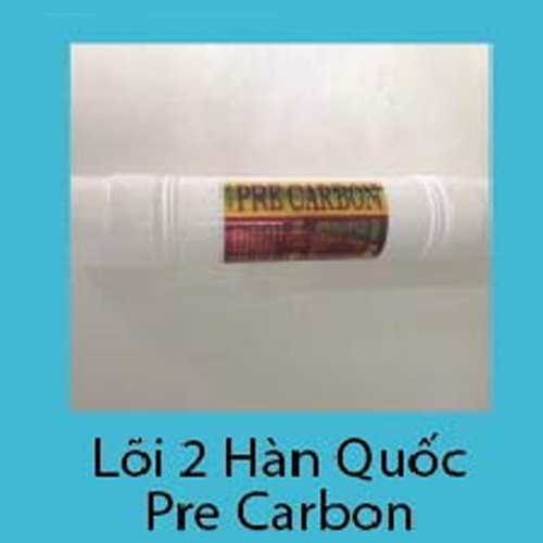Lõi lọc hàn Quốc Pre carbon