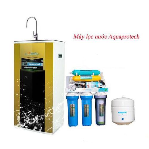 Máy lọc nước Aquaprotech tủ cường lực