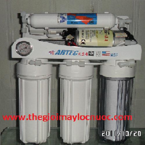 Máy lọc nước cao cấp Artec USA 3