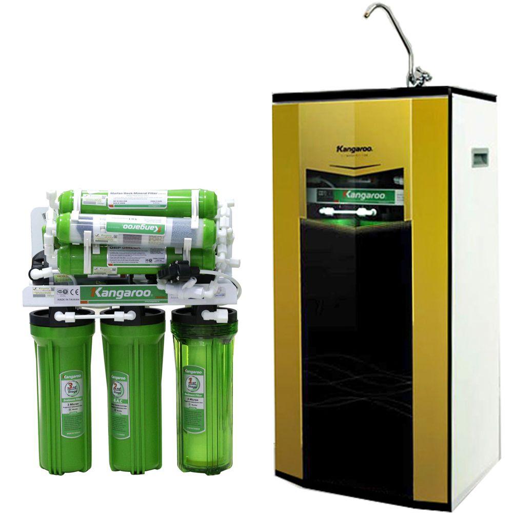 Bảo hành máy lọc nước kangaroo