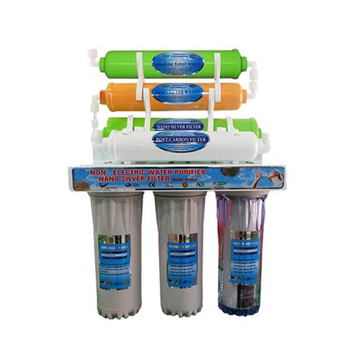 Máy lọc nước không dùng điện Htech Nano Silver HT-1092S