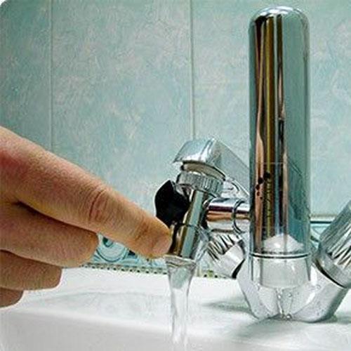 Máy lọc nước ngay tại vòi công nghệ mới