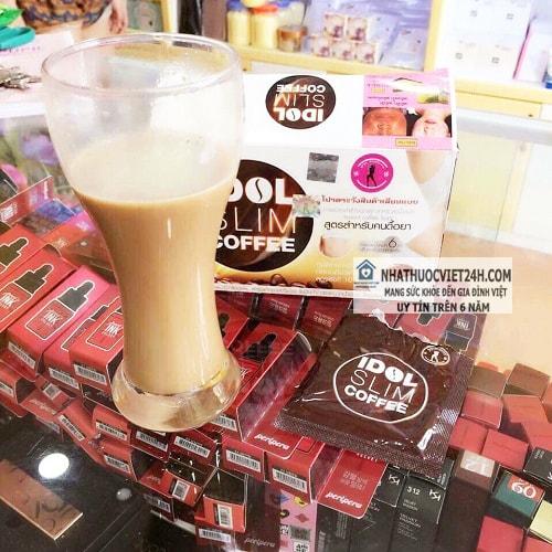 idol slim caffee