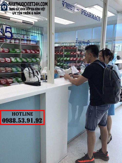 thuốc giảm cân yanhee thái lan