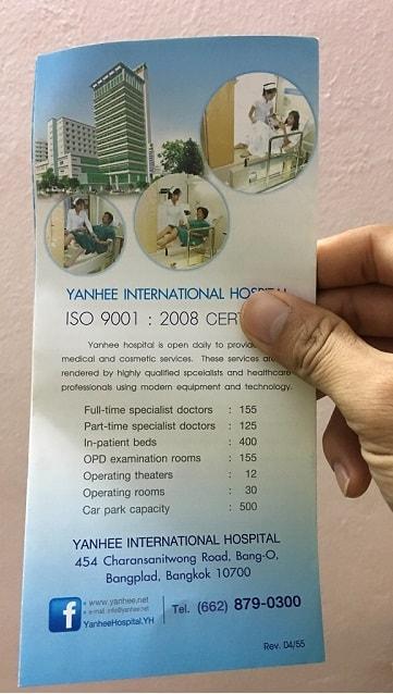 thuốc giảm cân bệnh viện yanhee