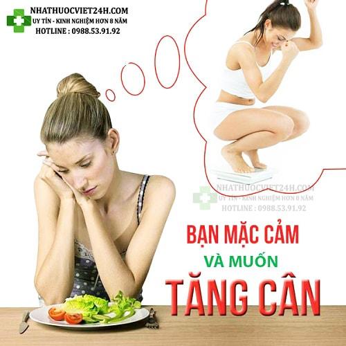 ăn rất nhiều mà không tăng cân