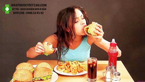 Vì sao ăn nhiều mà không mập