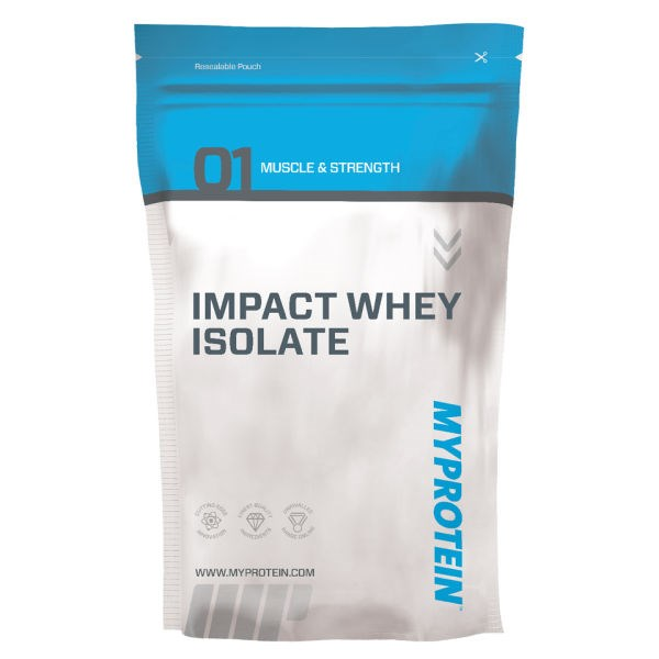 IMPACT WHEY ISOLATE 11LBS 5KG