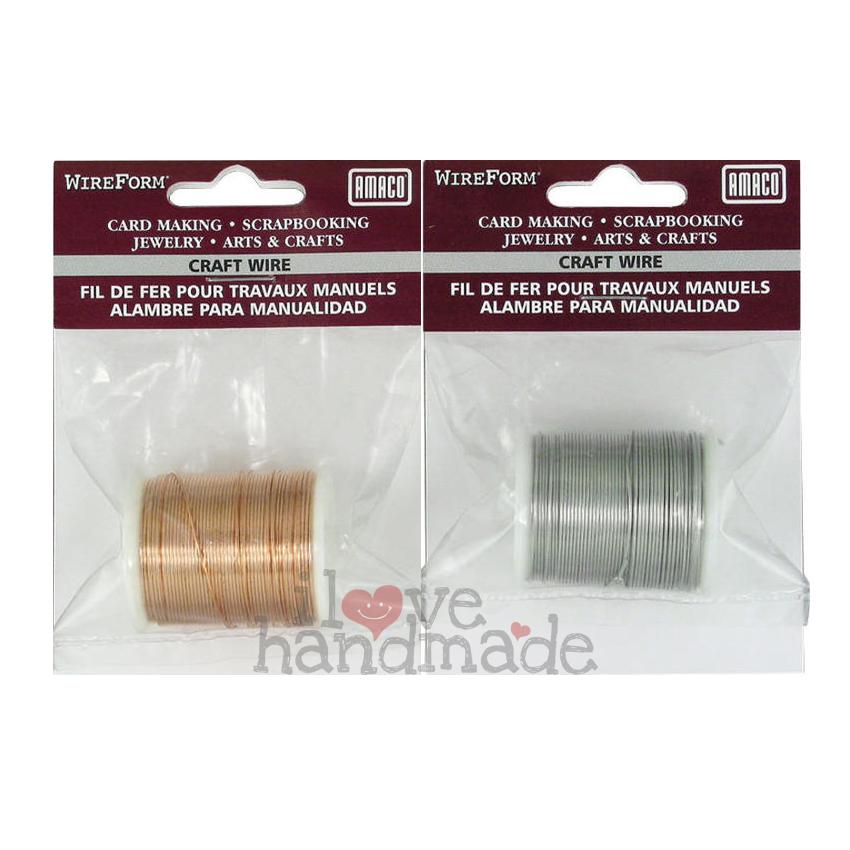 K m l m trang s c wireform craft wire copper 22 gauge for 22 gauge craft wire
