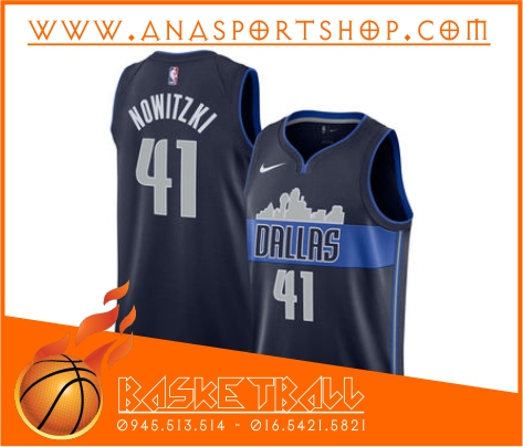 Ao bong ro Dallas Mavericks tim than, Áo bóng rổ Dallas Mavericks tim than