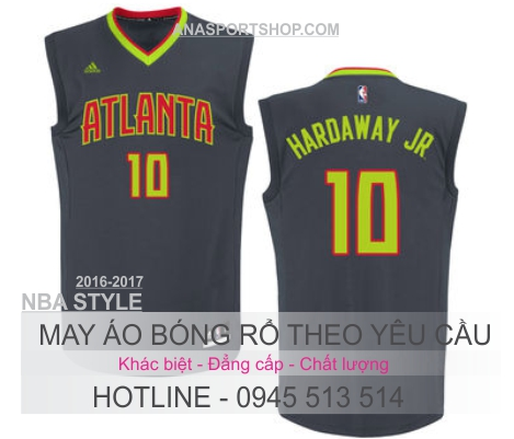 May ao bong ro NBA Atlanta