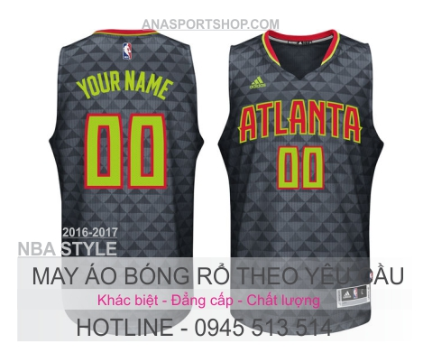 May ao bong ro theo yeu cau Atlanta NBA