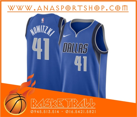 Ao bong ro Dallas Mavericks, Áo bóng rổ Dallas Mavericks
