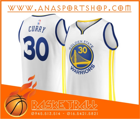 Ao bong ro Golden State Warriors vang, Áo bóng rổ Golden State Warriors vàng
