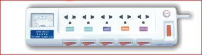 Ổ Cắm Kéo Dài Công Suất Lớn LiOA 5OFSSA2.5-3 (5OFSSV2.5-3)