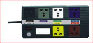Ổ Cắm Kéo Dài Đa Năng Super LiOA 6D-S3-2