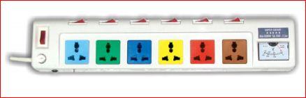 Ổ Cắm Kéo Dài Công Suất Lớn LiOA 6OFSSA2.5-3 (6OFSSV2.5-3)