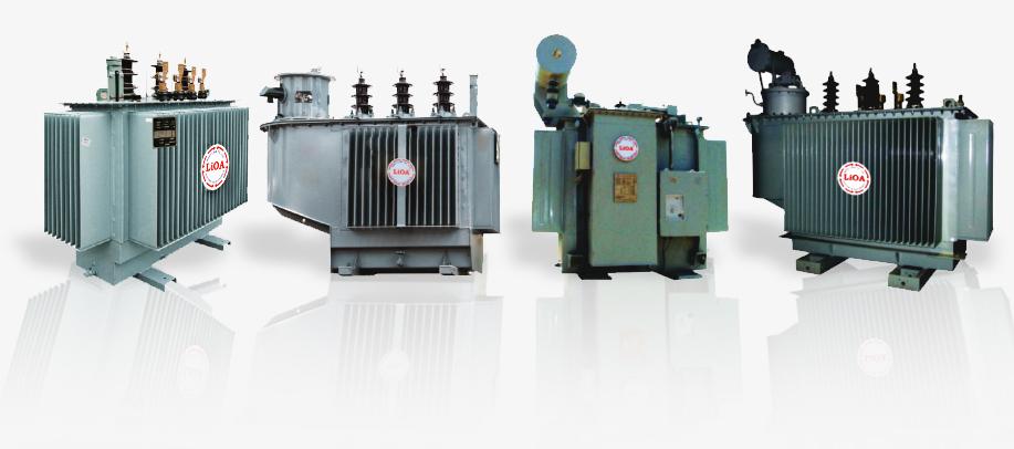Biến Áp Điện Lực LiOA 3B16022C