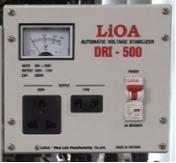 Ổn Áp LiOA 1 Pha DRI 0.5KVA (90-250v)