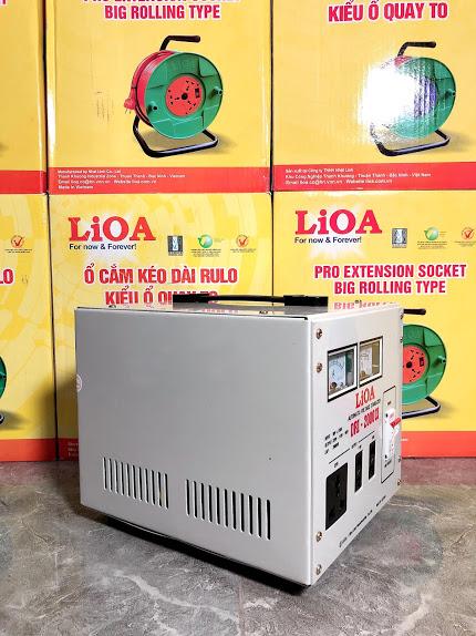 Ổn Áp LiOA 1 Pha DRI 2KVA (90-250v)