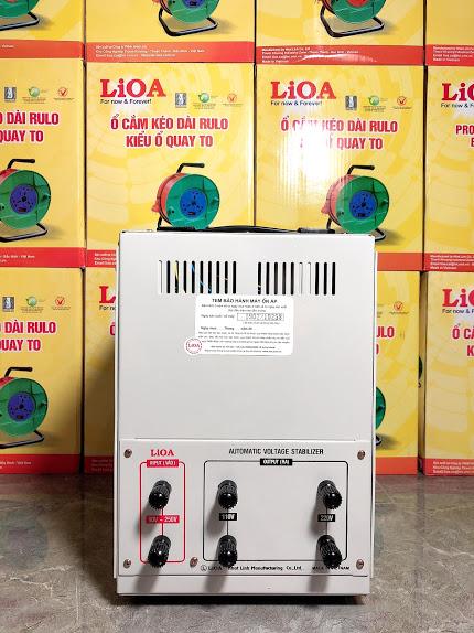 Ổn Áp LiOA 1 Pha DRI 7.5KVA (90-250v)