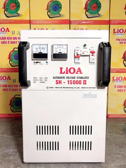 Ổn Áp 1 Pha 15kva LiOA (SH-15000II)