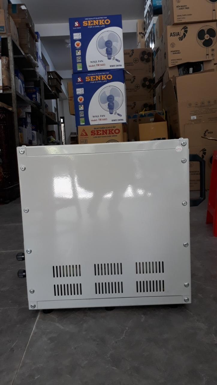 ỔN ÁP 1PHA SH 15kva LIOA (SH-15000II NEW 2020 - Đồng hồ điện tử)