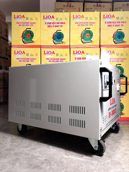 Ổn Áp LiOA 1 Pha SH 30KVA (150-250v)