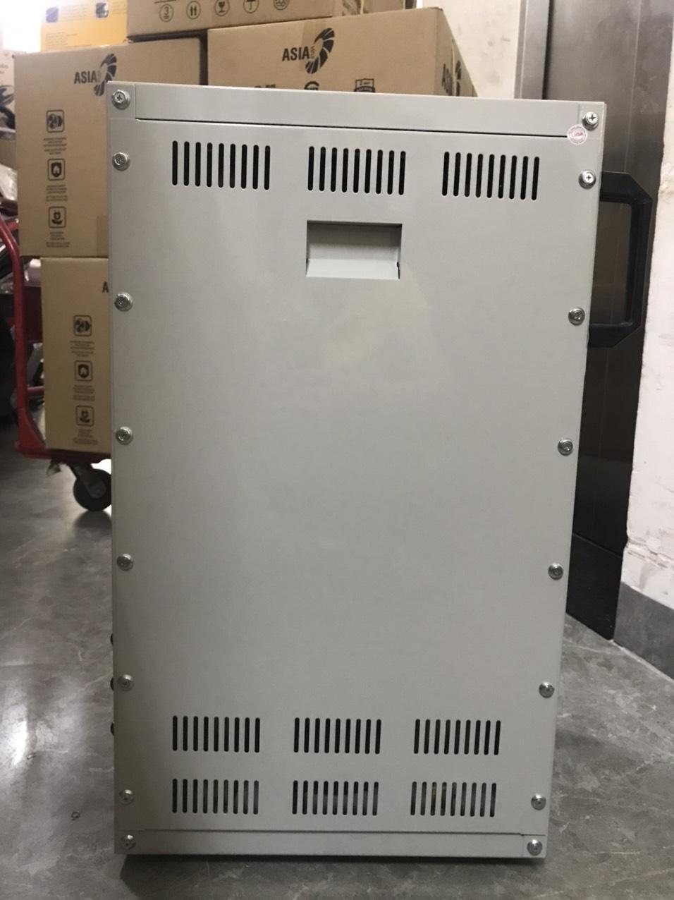 Ổn Áp LiOA 3 Pha SH3 10KII NEW 2020 (260-430v) - Đồng hồ điện tử