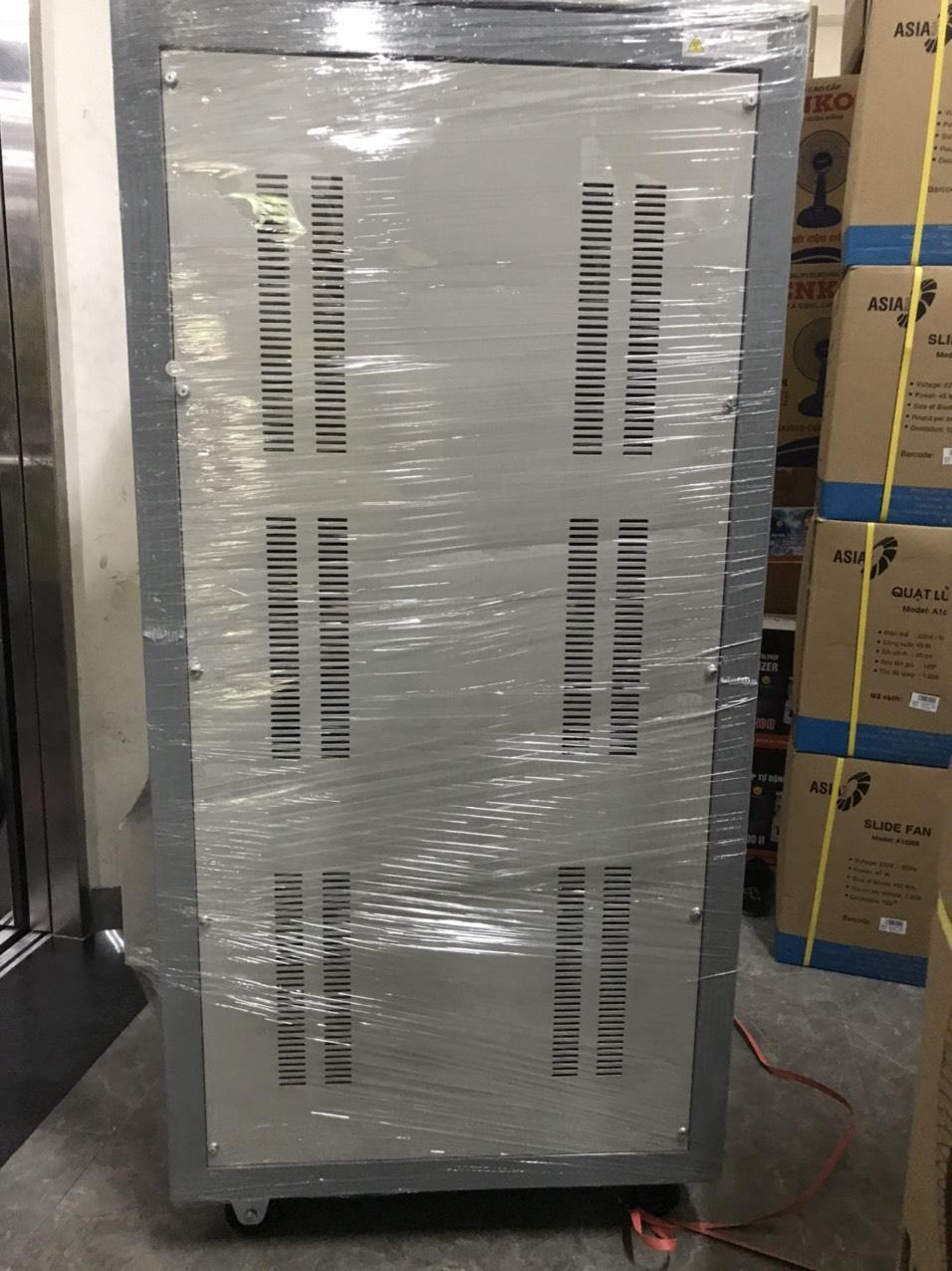 Ổn Áp LiOA 3 Pha SH3 150KII NEW 2020 (260-430v) - Đồng hồ điện tử