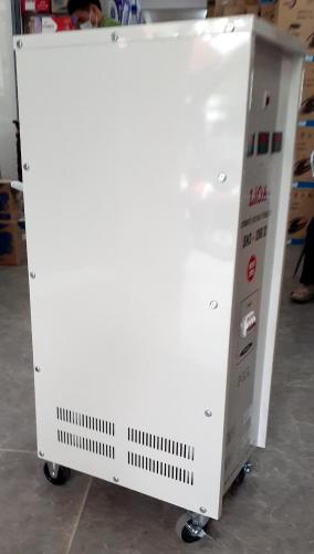 Ổn Áp LiOA 3 Pha SH3 30KII NEW 2020 (260-430v) - Đồng hồ điện tử