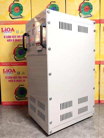 Ổn Áp LiOA 3 Pha SH3 3KII (260-430v)
