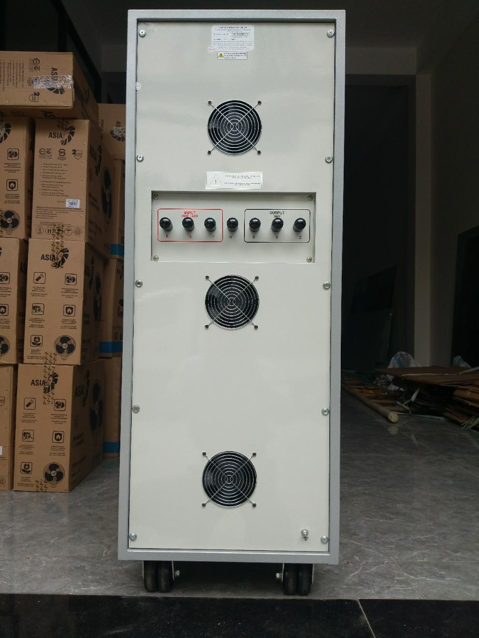 Ổn Áp LiOA 3 Pha 60kva SH3-60KII (260-430v)
