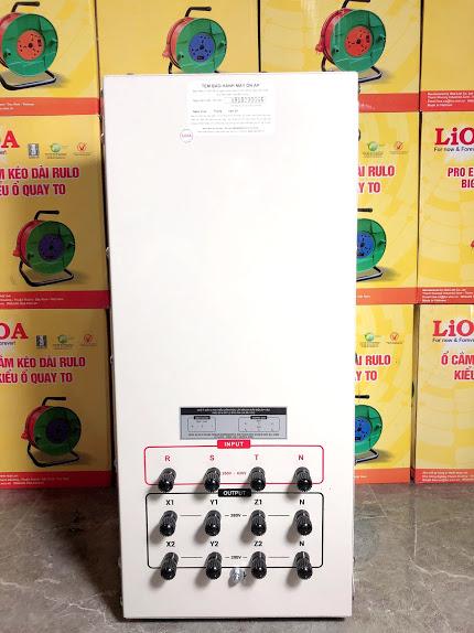 Ổn Áp LiOA 3 Pha SH3 6KII (260-430v)