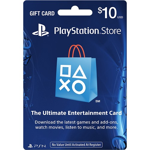 PSN Card 10$ US