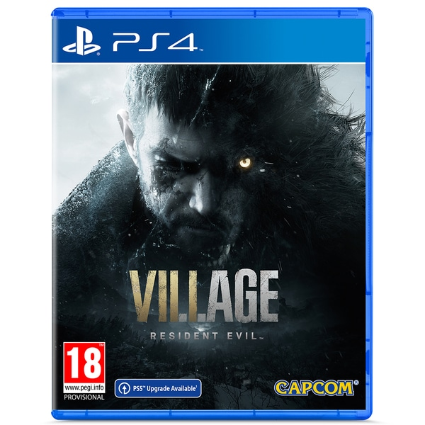 Resident Evil Village - Game PS4
