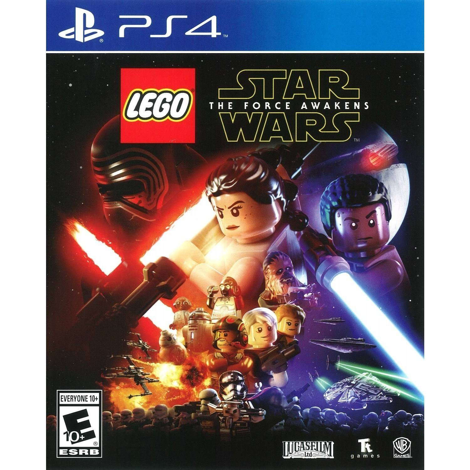 Lego Star Wars The Force Awakens game PS4/PS5