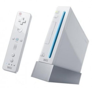 Máy chơi game Nintendo Wii